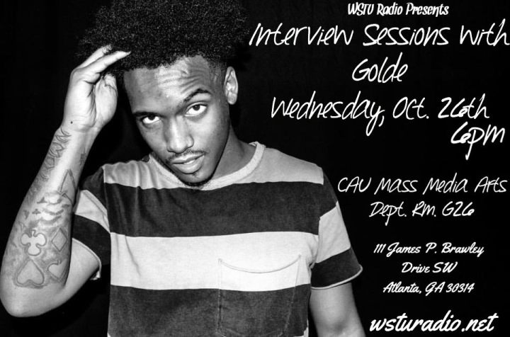 GOLDe WSTU Radio Interviw